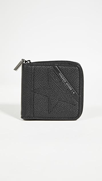 shop golden goose wallets & card holders