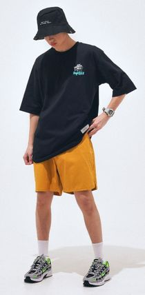 dyclez More T-Shirts Street Style Cotton T-Shirts 3
