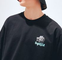 dyclez More T-Shirts Street Style Cotton T-Shirts 6