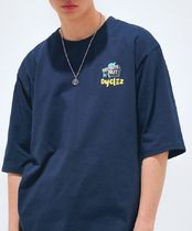 dyclez More T-Shirts Street Style Cotton T-Shirts 17