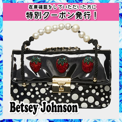 Crossbody Formal Style  Dots Casual Style Party Style