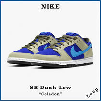 Nike DUNK Collaboration Street Style Sneakers