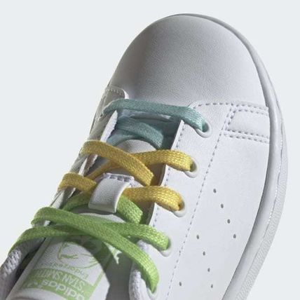 adidas STAN SMITH Street Style Collaboration Kids Girl Sneakers