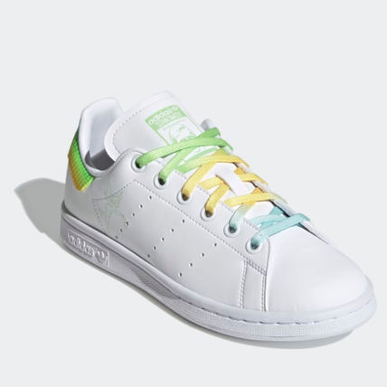 adidas STAN SMITH Street Style Kids Girl Sneakers