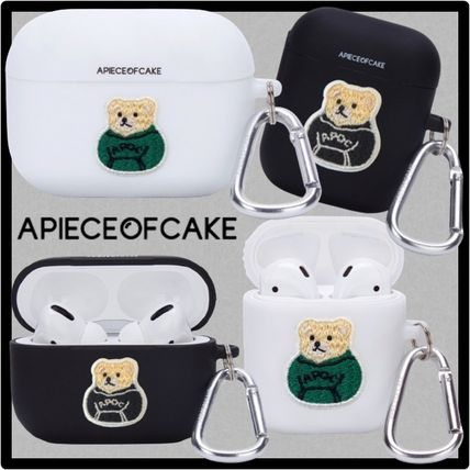 A PIECE OF CAKE Unisex Street Style Logo Smart Phone Cases & Accessories