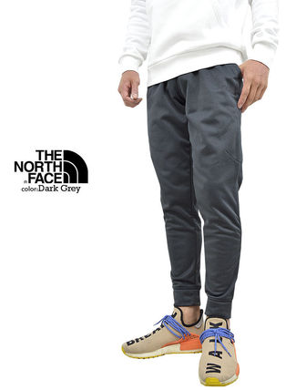 THE NORTH FACE Logo Tapered Pants Unisex Street Style Oversized