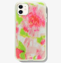 Sonix Tropical Patterns Street Style Logo Tech Accessories