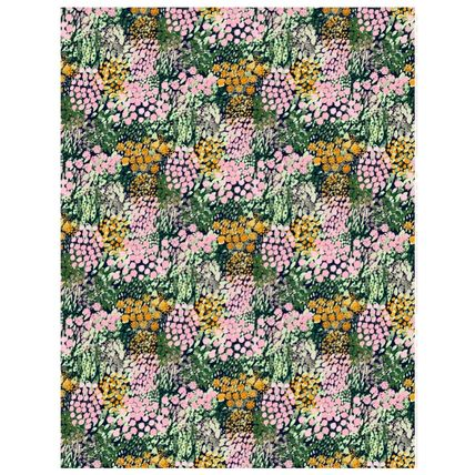 marimekko Flower Patterns Scandinavian Style Handcraft Fabric