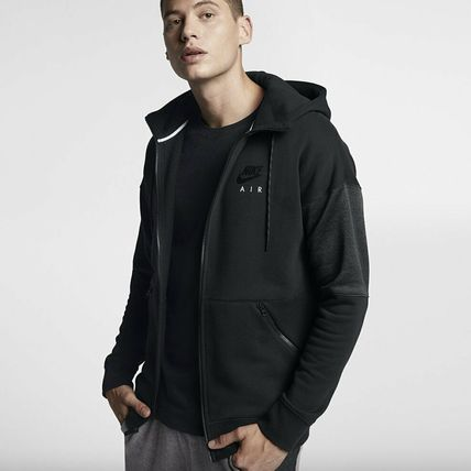Nike Unisex Street Style Matching Sets Sweats Two-Piece Sets