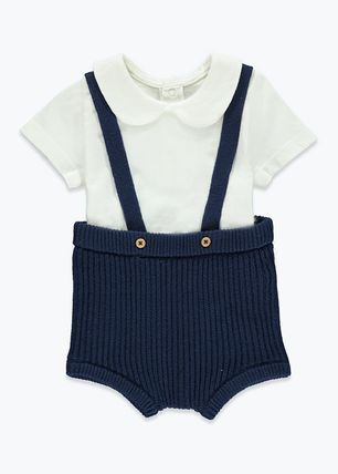 Co-ord Baby Boy Bodysuits & Rompers