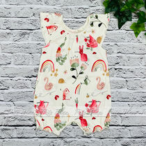 NEXT Organic Cotton Baby Girl Dresses & Rompers