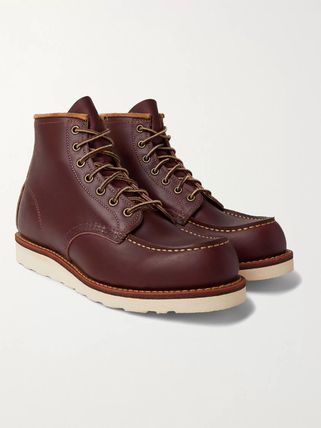 RED WING Mountain Boots Leather Outdoor Boots