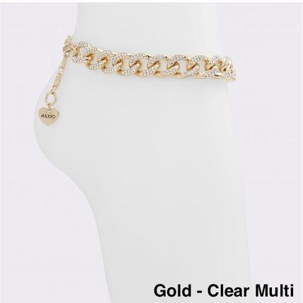 ALDO Costume Jewelry Casual Style Chain Party Style With Jewels