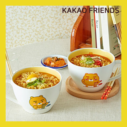 KAKAO FRIENDS Collaboration Plates