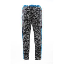 Dolce & Gabbana Tapered Pants Leopard Patterns Tapered Pants