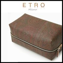 ETRO Paisley Pouches & Cosmetic Bags