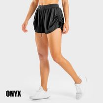 SQUAT WOLF Blended Fabrics Activewear Bottoms