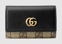 GUCCI GG Marmont Gg Marmont Leather Key Case