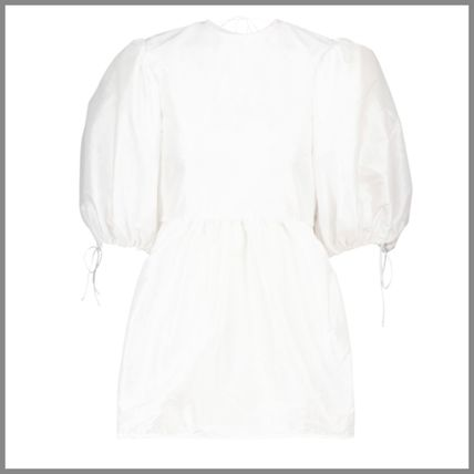CECILIE BAHNSEN Shirts & Blouses Elegant Style Puff Sleeves Shirts & Blouses 3