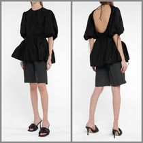CECILIE BAHNSEN Shirts & Blouses Elegant Style Puff Sleeves Shirts & Blouses 7