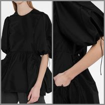 CECILIE BAHNSEN Shirts & Blouses Elegant Style Puff Sleeves Shirts & Blouses 8