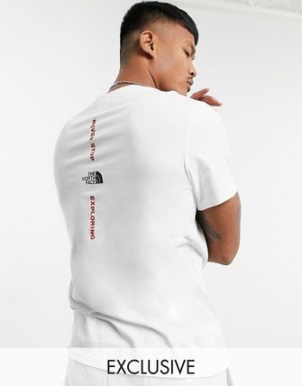 THE NORTH FACE Crew Neck Rouge Dior 2