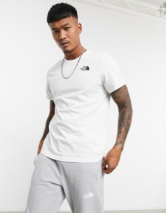 THE NORTH FACE Crew Neck Rouge Dior 3