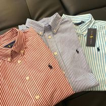 POLO RALPH LAUREN Casual Style Street Style Long Sleeves Shirts & Blouses