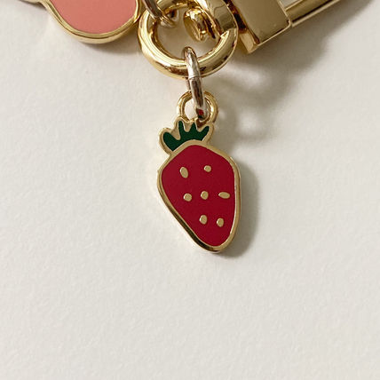 Unisex Street Style Keychains & Bag Charms