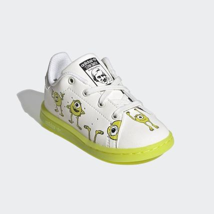 adidas STAN SMITH Street Style Collaboration Baby Girl Shoes