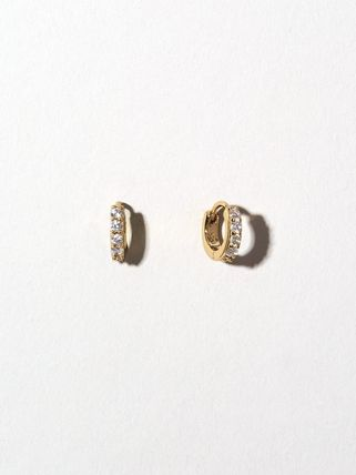 Casual Style Party Style 14K Gold Elegant Style Bridal