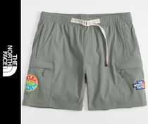 THE NORTH FACE Street Style Logo Cargo Shorts