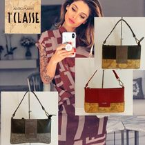 PRIMA CLASSE Casual Style Blended Fabrics Bag in Bag