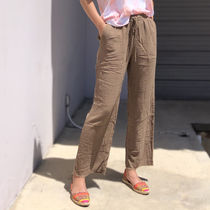 Rails Casual Style Pants