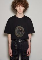 ANDERSSON BELL More T-Shirts Unisex Street Style Plain Cotton Short Sleeves Oversized 11