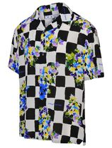 Off-White Shirts Other Plaid Patterns Flower Patterns Unisex Street Style 4