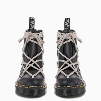 RICK OWENS Collaboration Boots