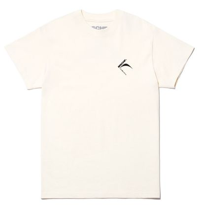 MISCHIEF More T-Shirts Unisex Street Style Short Sleeves Logo T-Shirts 2
