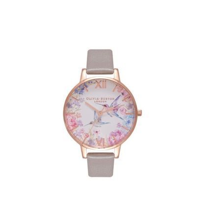 Casual Style Office Style Elegant Style Analog Watches
