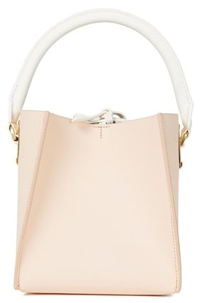 Casual Style 2WAY Plain Leather Elegant Style Crossbody