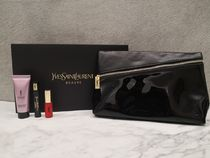 Saint Laurent Co-ord Pouches & Cosmetic Bags