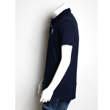 Abercrombie & Fitch Polos Cotton Short Sleeves Surf Style Polos 3
