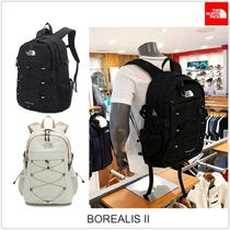 THE NORTH FACE Casual Style Unisex Logo Backpacks