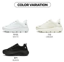 AKIII CLASSIC Casual Style Unisex Street Style Logo Low-Top Sneakers