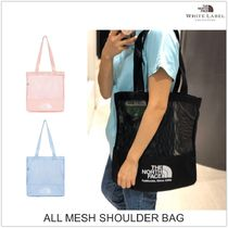 THE NORTH FACE WHITE LABEL Unisex Logo Shoppers