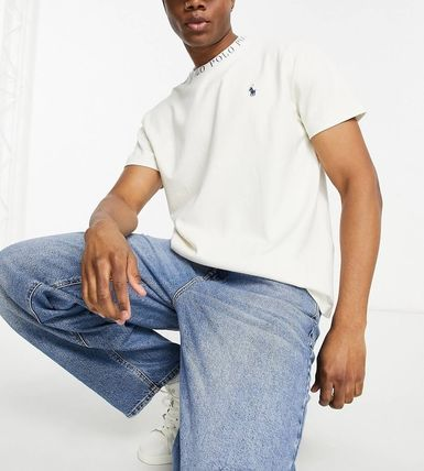 POLO RALPH LAUREN More T-Shirts Street Style Plain Short Sleeves Logo Surf Style T-Shirts 3