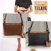 PRIMA CLASSE Casual Style Party Style Elegant Style Crossbody