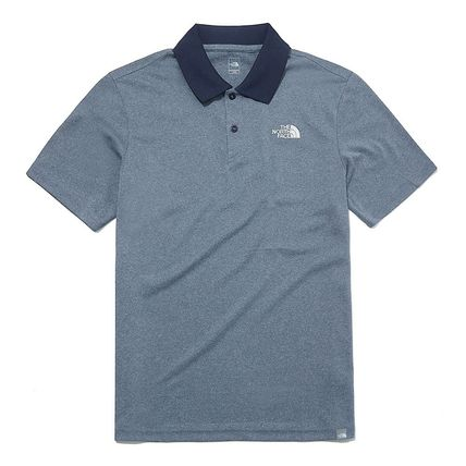 THE NORTH FACE More T-Shirts Unisex Short Sleeves Logo Outdoor T-Shirts 2