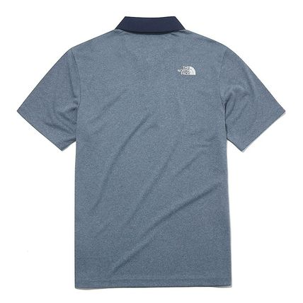 THE NORTH FACE More T-Shirts Unisex Short Sleeves Logo Outdoor T-Shirts 3
