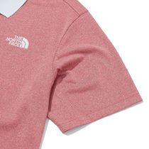 THE NORTH FACE More T-Shirts Unisex Short Sleeves Logo Outdoor T-Shirts 15